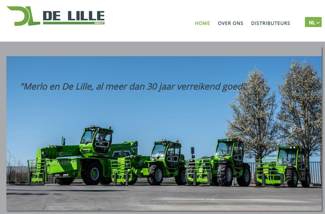 De Lille Logo