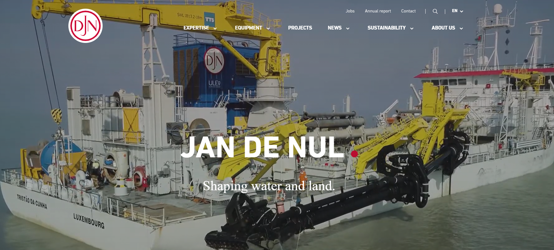 Jan De Nul Logo