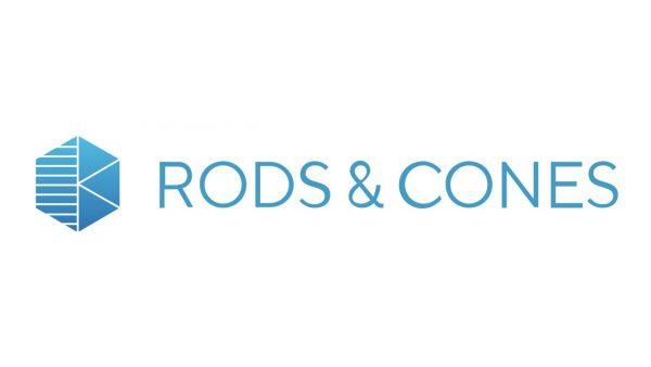 Rods & Cones logo