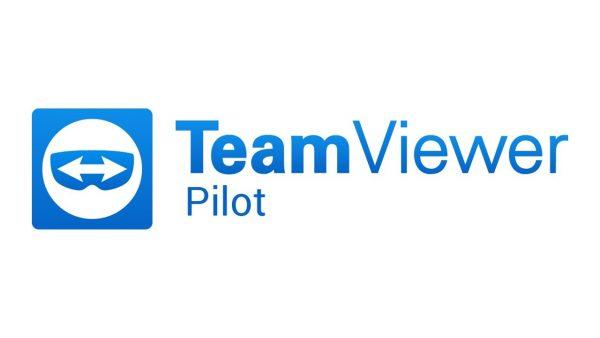 Teamviewer Pilot Logo